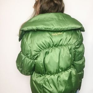 BABY PHAT Women's Puffer Jacket 90's Style